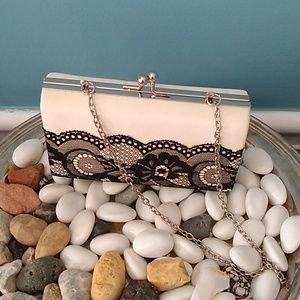 BCBG, evening clutch
